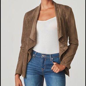 BB Dakota Velvet Jacket